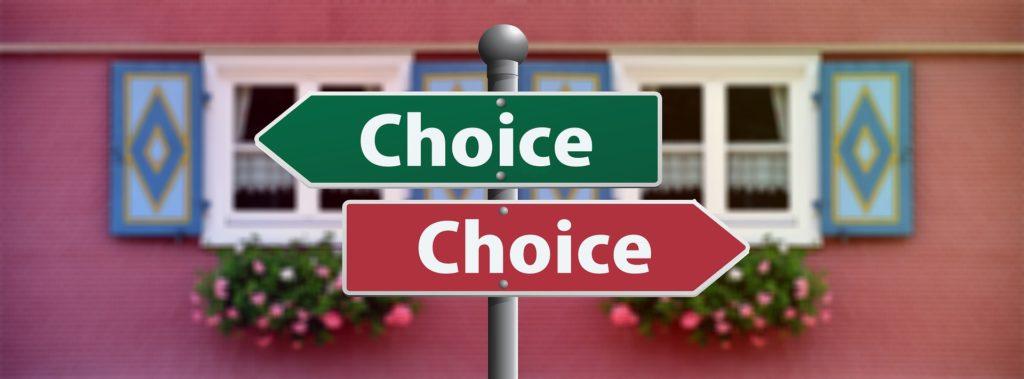 Val i livet