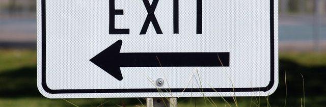 Att planera sin exit från arbetsmarknaden