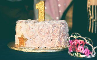 Bloggen fyller 1 år